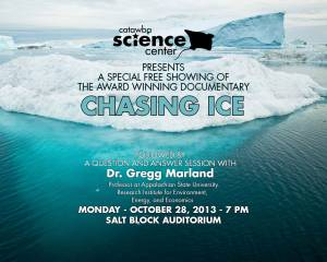 Chasing Ice SlideShow